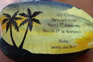 Hand made anniversary and wedding gift ideas