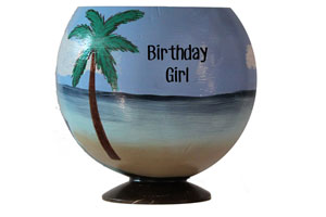 Tropical birthday gifts
