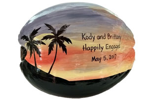 Add your personalized words for a beautiful and custom gift