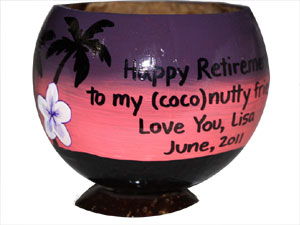 unusual retirement gift idea