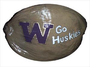Washington Huskies One of a kind sports memorabilia