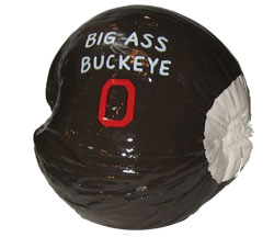 Big Buckeye Coconut for Ohio State Fans!