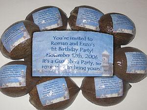 Ad specialty coconuts