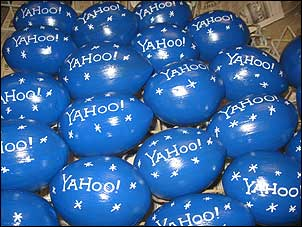 Yahoo! Corporate Holiday Gifts